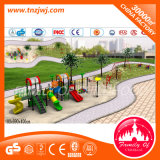 Diapositiva larga curvada fábrica del tubo del patio de Guangzhou