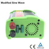 quadratischer Wellen-beweglicher Auto-Energien-Inverter des Sinus-600W