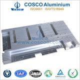 Perfil de alumínio aprovado do GV para o painel eletrônico com fazer à máquina do CNC (ZY-2-5-8)