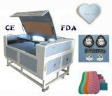 Cortador del laser de la alta calidad 100W con el Ce FDA