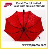 30 pouces de parapluie droit de long traitement professionnel