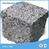 Pietra Mixed del cubo del granito di colore sulla maglia