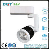 Dimmable CRI80/90 좋은 가격 110-220V 옥수수 속 LED Tracklight