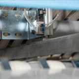 Folhas industriais Fully-Automatic da lavanderia que dobram a máquina