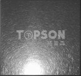 Feuille laminée à froid par PVD d'acier inoxydable de couleur de vibration pour la décoration