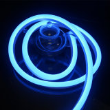 完全な固体PVCが付いている青く適用範囲が広いLEDのネオンライト