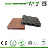 Decking composé en plastique en bois du plancher de ventes chaudes/WPC