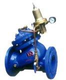 El uso para el tanque de agua del flotador válvula de control