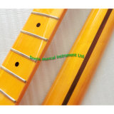 22의 번민 광택은 캐나다 단풍나무 시작 기타 목을 완료했다