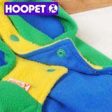 Maglione dell'attrezzatura del cane del costume del dinosauro verde piccolo