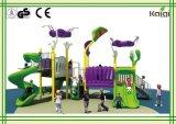 Patio al aire libre de la comunidad para la diversión y la reconstrucción de los cabritos
