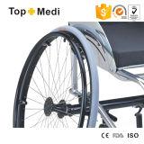 プロのバスケットボールの前方スポーツの車椅子