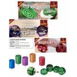 2-5 pièces Herb Colorful Grinder pour Tobacco