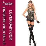 Kostuum van het Meisje van het Leger van vrouwen het Sexy (L15368)