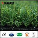 25mm natürliche synthetische künstliche Gras-Fabrik für Freizeit-Platz