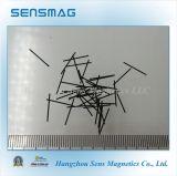 Mikrogrößen-permanenter Alnico NdFeB SmCo Magnet für Mikromotor, Lautsprecher D0.5X13