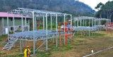 La construction durable Desing pour la Chambre préfabriquée en acier résistent à l'inondation