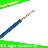 Cavo elettrico isolato PVC flessibile di rame incagliato del legare