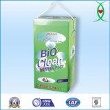 Bio détergent de lavage propre de poudre de blanchisserie