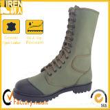 O treino militar da boa qualidade de preço de fábrica de China calç sapatas de lona militares