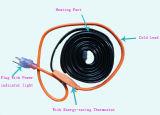 Cabo de aquecimento elétrico 7W/FT da tubulação do cabo de aquecimento com plugue dos EUA