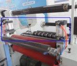 Slitter пены силиконовой резины Hx-650fq и машина Rewinder