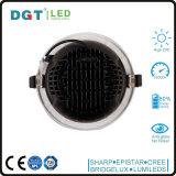 Lúmen elevado 3 anos de diodo emissor de luz interno antiofuscante Downlight da ESPIGA 28W de Dimmable da garantia