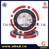 11.5g 8stripe Poker Chip (sy-D17I)