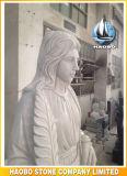Hand Gesneden Douane Heilige Barbara Statue