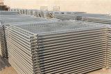 Rete fissa provvisoria del pannello di tesaurizzazione dell'HDPE della Cina