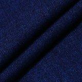 Tissu bleu de denim de Spandex de polyester de rayonne de coton