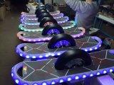 Nuovo 10 pollici cheEquilibrano un motorino elettrico della rotella con gli indicatori luminosi del LED