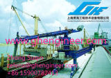 Carbone Sand e Cement Discharge Crane