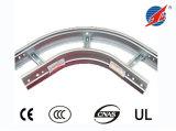 Бортовые поднос кабеля сетки высоты 30~150 Electro-Galvanized стальной