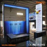 Diseño del quiosco de la cabina de la exposición de los máximos en China