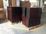 Gabinetes de almacenaje rojos de madera sólida de la cereza