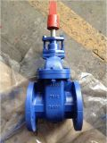 JIS 10k Cast Iron Non-Rising Stem Gate Valve