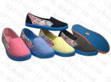 Шикарные ботинки отдыха ботинок холстины для женщин (RF16084)