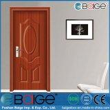 Porta de madeira interior do PVC do MDF do quarto (BG-P9019)