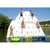 Het opblaasbare Speelgoed van het Park van de Ijsberg/van het Water van de Dia van het Water/Opblaasbaar Pretpark