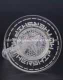 Empfindlicher Form-Großhandelsrecycler-Glaswasser-Rohr, Glaspfeife Czs-372
