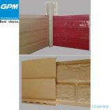 Qualität PVC-schnelle Ladenwallboard-Strangpresßling-Zeile