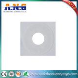 Étiquettes sans contact à haute fréquence de l'IDENTIFICATION RF DVD
