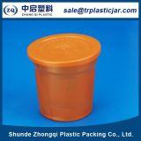 Colorida caja del jugo de plástico