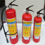 Beweglicher trockener Energien-Feuerlöscher (EN3)