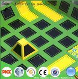 Trampolines inflables de la arena del parque del trampolín de la zona del cielo de China