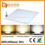 세륨 RoHS PF>0.9 Panellight를 가진 48W 600X600mm Ultra Thin LED Panel Light
