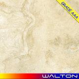 Marmorfliese glasig-glänzende Fliese-Fußboden-Fliese des Porzellan-600X600 (WG-IMB1600)