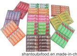 Chicle de la taza europea de la bandeja de la cartulina de 11 sabores