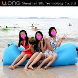 Sofa paresseux pliable de sac d'air de lieu de visites gonflable coloré de Lamzac